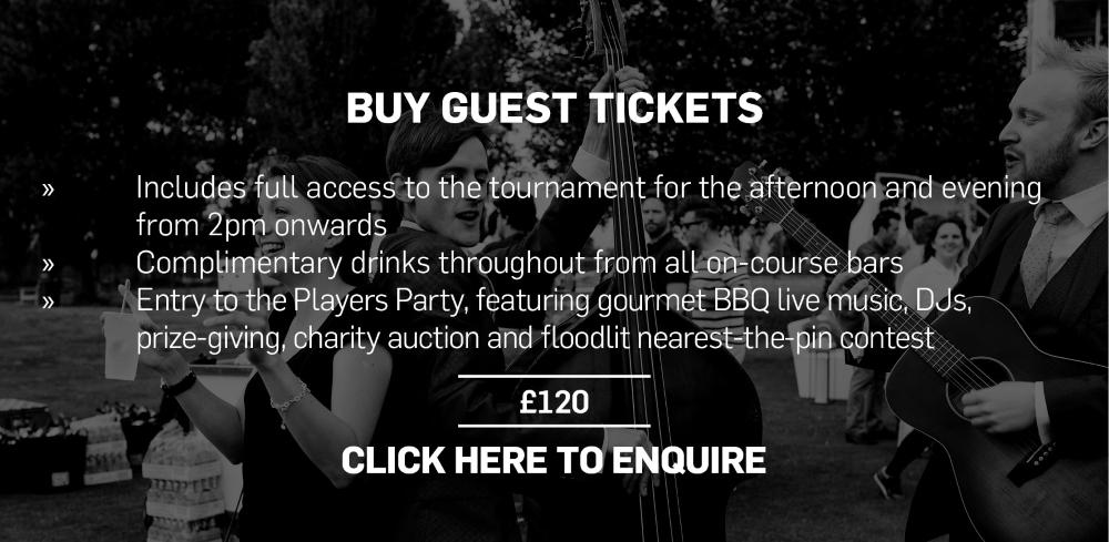 Mini Masters Guest Tickets