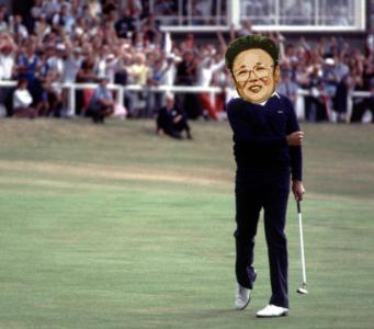 Golfing Political Leaders | Urban Golf