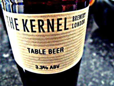 The Kernel Table Beer at Urban Golf
